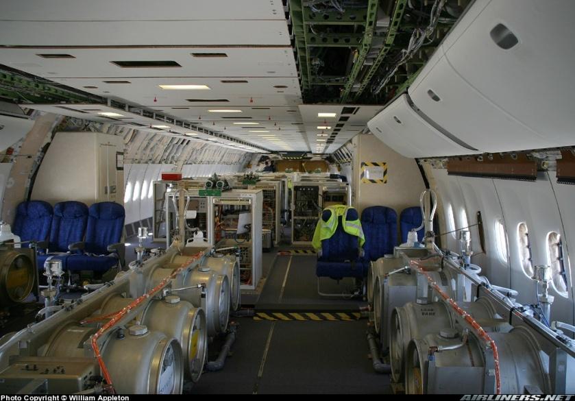chemtrails samolot